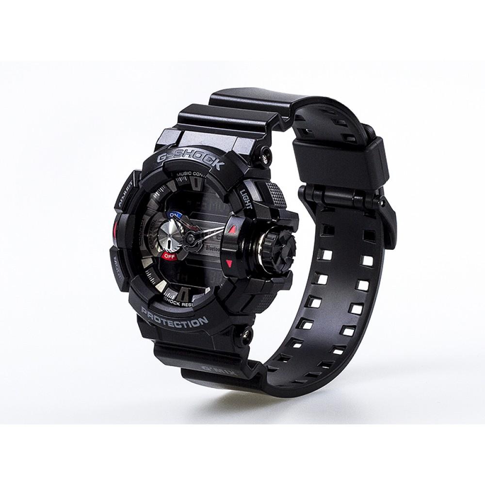 Casio Herrenuhr Bluetooth Smart GBA-400-1AER G Shock