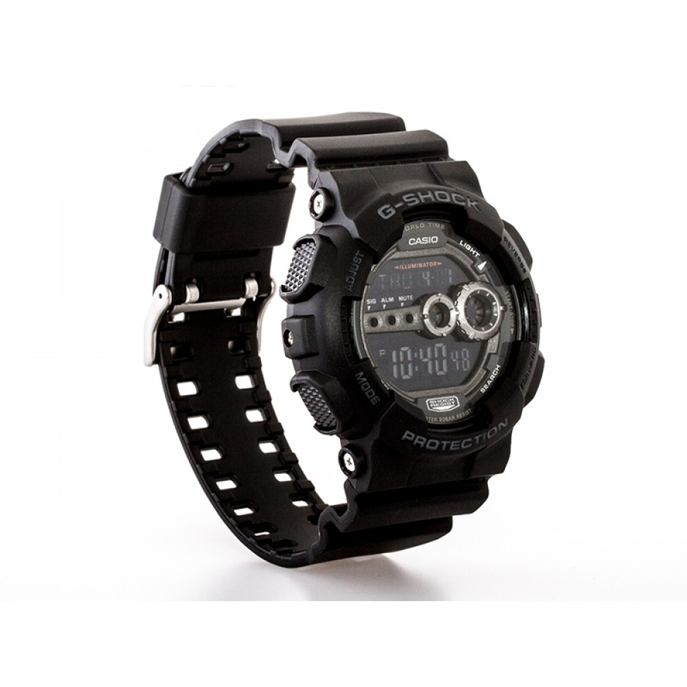 Casio G Shock GD-100-1BER Herrenuhr